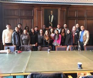 2017-18 Chevening Scholars at UoG